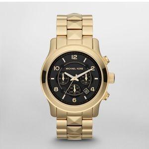 Michael Kors Women's Runway Chronograph Watch